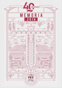 federacion española del vino 2018 memoria anual